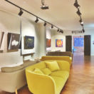 New paintings in the Dystans Gallery